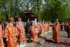 Патриаршее служение на Бутовском полигоне