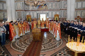 В Севастополе освящен собор великого князя Владимира — усыпальница российских адмиралов