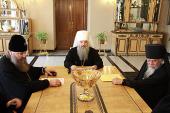 Митрополит Санкт-Петербургский и Ладожский Варсонофий: Архиереи должны стать примером активного церковного служения