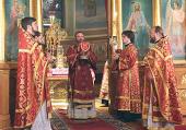 В День Победы на зарубежных приходах Русской Православной Церкви молились о воинах Великой Отечественной войны