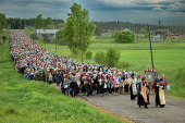 3-8 июня состоится традиционный Великорецкий крестный ход