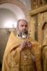 Божественная литургия в Преображенской церкви Храма Христа Спасителя в годовщину архиерейской хиротонии Святейшего Патриарха Кирилла