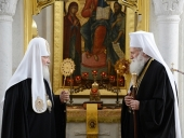 В Россию прибывает с визитом Святейший Патриарх Болгарский Неофит