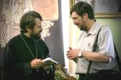 Митрополит Волоколамский Иларион возглавил заседание кураторов авторских коллективов серии учебных пособий для бакалавриата духовных школ