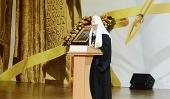 Выступление Предстоятеля Русской Церкви на церемонии вручения Патриаршей литературной премии имени святых Кирилла и Мефодия 2014 года