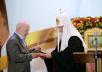 Церемония награждения лауреатов Патриаршей литературной премии 2013 года