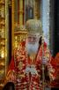 Служение Предстоятелей Русской и Болгарской Православных Церквей в день памяти равноапостольных Мефодия и Кирилла в Храме Христа Спасителя в Москве