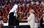 Слово Святейшего Патриарха Кирилла перед началом праздничного концерта на Красной площади в Москве в День славянской письменности и культуры