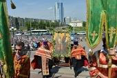 В Минске прошли торжества по случаю дня памяти святых равноапостольных Мефодия и Кирилла