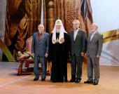 Лауреатами Патриаршей литературной премии 2013 года стали Алексей Варламов, Станислав Куняев и Юрий Лощиц