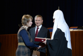 Состоялось награждение лауреатов Всероссийского конкурса «За нравственный подвиг учителя»