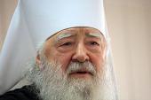 Новодевичий монастырь ждет комплексная научная реставрация. Интервью с митрополитом Крутицким и Коломенским Ювеналием