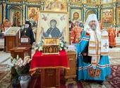 В столице Казахстана прошли торжества по случаю принесения ковчега с частицей Пояса Пресвятой Богородицы