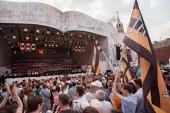 Православная молодежь города Москвы приняла участие в праздновании Дня славянской письменности и культуры
