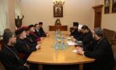 Председатель Отдела внешних церковных связей Московского Патриархата и глава Ассирийской Церкви Востока обсудили положение христиан на Ближнем Востоке