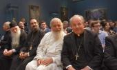 Представители Поместных Церквей посетили в Государственной Третьяковской галерее совместный концерт хора ГТГ и Сикстинской капеллы