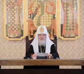 Святейший Патриарх Кирилл: «Православным нужно научиться с достоинством отстаивать свои гражданские права и защищать свои религиозные чувства»