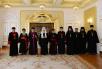 Встреча Святейшего Патриарха Кирилла с Предстоятелем Ассирийской Церкви Востока