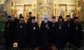 Предстоятель Болгарской Православной Церкви поклонился святыням Санкт-Петербурга