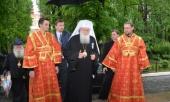 Святейшему Патриарху Болгарскому Неофиту присвоено звание почетного члена Санкт-Петербургской православной духовной академии