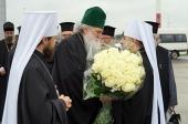 Завершился визит Святейшего Патриарха Болгарского Неофита в пределы Русской Православной Церкви