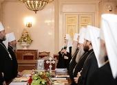 Священный Синод принял ряд мер по врачеванию последствий церковного разделения XVII века