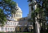 В Александро-Невской лавре прошла конференция, посвященная вопросам социального предпринимательства и этики бизнеса