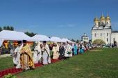 В Подмосковье открылся музей икон Пресвятой Богородицы
