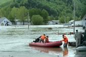 В пострадавший от наводнения Горно-Алтайск вылетели сотрудники Синодального отдела по церковной благотворительности
