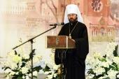 Митрополит Волоколамский Иларион: Действия униатов нанесли огромный урон не только Украине и ее жителям, но и православно-католическому диалогу