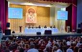 Председатель Патриаршей комиссии по вопросам семьи, защиты материнства и детства принял участие в работе межъепархиальной конференции Кубанской митрополии
