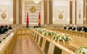 Президент Белоруссии А.Г. Лукашенко встретился с участниками IV православно-католического форума