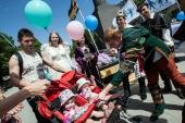 1 июня состоялась общецерковная акция «Россия — за жизнь! Россия — без абортов!»