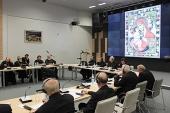 В Минске состоялось первое пленарное заседание IV Европейского православно-католического форума