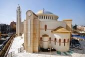 Поздравление Святейшего Патриарха Кирилла в связи с освящением кафедрального Воскресенского собора в Тиране