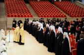 В Храме Христа Спасителя начал работу второй пленум Межсоборного присутствия Русской Православной Церкви