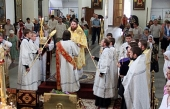 Иеромонах Симон (Морозов), избранный епископом Шахтинским и Миллеровским, возведен в сан архимандрита