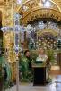 Патриаршее служение в день Святой Троицы в Троице-Сергиевой лавре. Литургия. Хиротония архимандрита Владимира (Михейкина) во епископа Петропавловского и Булаевского