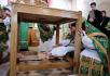 Патриарший визит в Рязанскую митрополию. Освящение храма святого Иоанна Кронштадтского в Рязани. Божественная литургия