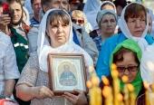 День прославления св. Иоанна Кронштадтского как общегородской праздник впервые отметили в Кронштадте
