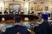 Заседание Высшего Церковного Совета 17 июня 2014 года