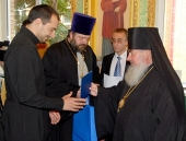 Во Владикавказском православном духовном училище состоялся первый выпуск студентов