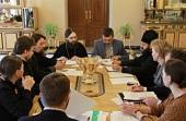 Продолжается формирование законодательной базы для получения образования сотрудниками по катехизическому, миссионерскому, молодежному и социальному служению