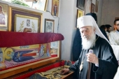 В Сербии состоялось обретение мощей преподобного Иустина (Поповича)