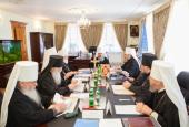 В Киево-Печерской лавре открылось заседание Священного Синода Украинской Православной Церкви