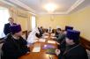 Патриарший визит в Тобольскую митрополию. Встреча с координаторами и руководителями проектов конкурса «Православная инициатива»