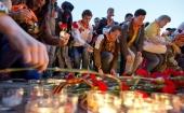 Православная молодежь г. Москвы приняла участие в патриотической акции «Вахта памяти»