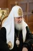 Визит Святейшего Патриарха Кирилла в Грецию. Встреча с Блаженнейшим Архиепископом Афинским Иеронимом