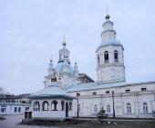 Покровский кафедральный собор г. Красноярска