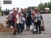 Вынужденным переселенцам из Украины оказывают помощь в Церкви